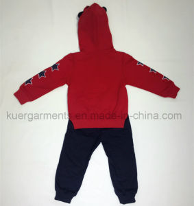 Popular Good Style Kids Sport Suit in Kids Clothes pictures & photos