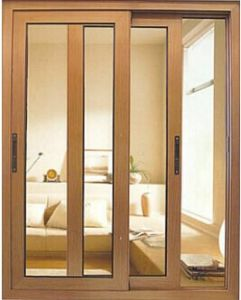 6061 or 6063 Aluminum Sliding Windows & Doors pictures & photos