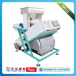 Hons+ Good Perfermance Small Grian Color Sorter/Yellow Millet Color Sorting Machine pictures & photos