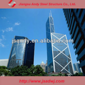 China Factory Best Price Customed Aluminum Glass Curtain Wall pictures & photos