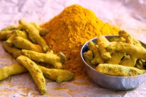 Curcumin Diferuloylmethane Bright Yellow Powder Herbal Supplement Food Additive Curcuminoid Turmeric pictures & photos