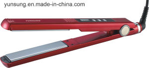 Professional Hair Flat Iron Nano Titanium Technology Hair Straightener pictures & photos