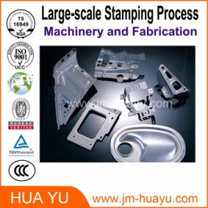 OEM Sheet Metal Processing Stamping Metal Cabinet Supervisory Box pictures & photos