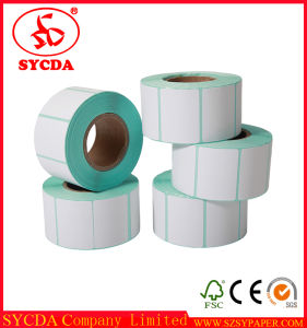 High Quality Self-Adhesive Thermal Label Roll pictures & photos