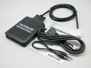 Car Audio for iPod/iPhone/USB/SD/Aux in Car Kit>>Optional Bluetooth Support (YT-M07) pictures & photos