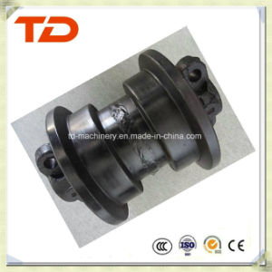 Excavator Spare Parts Caterpillar E325b Track Roller/Down Roller for Crawler Excavator Undercarriage Parts