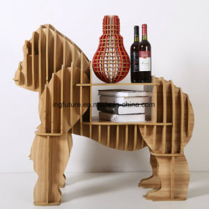 Novelty Wooden Kingkong Side Table pictures & photos