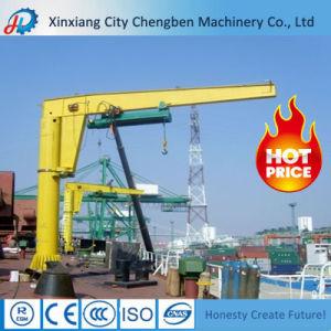 10 Ton High Quality Free Standing Column Jib Crane pictures & photos