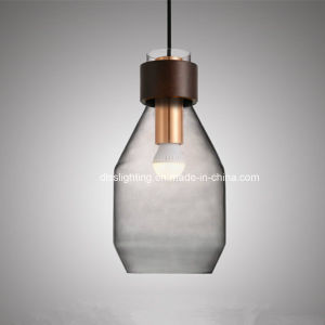 Modern Simple Creative Single Head Colorful Glass Living Room Bar Coffee Shop Light pictures & photos