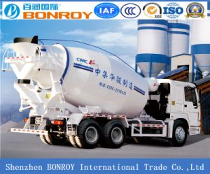 8*4 Concrete Mixer Truck pictures & photos