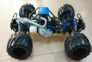 1/5 Scale 4WD Nitro off-Road RC Buggy with 32cc Engine