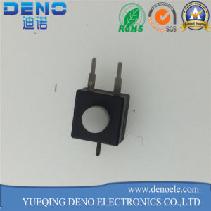 Electric Torch Self Locking Switch Push Switch pictures & photos