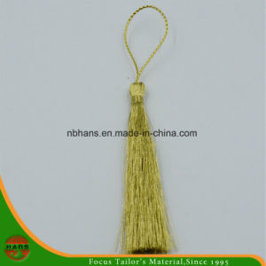 Gold Color Embroidery Thread Tassel pictures & photos