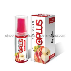 OEM Apple Flavor High Nicotine E Liquid for E Cigarette pictures & photos