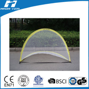 Firberglass Tube Foldable Pop up Soccer Goal pictures & photos