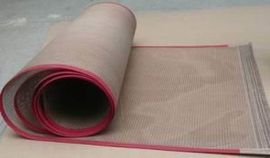 PTFE Coated Fiberglass Screen Print Converyor Dryer pictures & photos