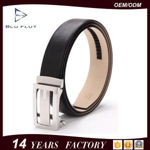 Wholesale Belt Custom Logo Ratchet Strap Auto Buckle Men Belt pictures & photos