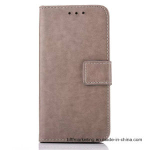 Leather Wallet Cell Mobile Phone Case for Samsung S8/S8plus/S7/S7 Edge pictures & photos