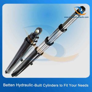 Long Stroke Telescopic Hydraulic Cylinder pictures & photos