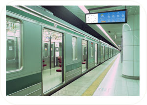 32 Inch Metro/Rail Transit Stretched Bar LCD Display with 1000nits pictures & photos