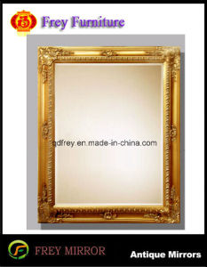 Mosaic Design Decorative Wall Wood Mirror Frame pictures & photos