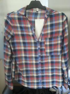 2017 The Latest New Plaid T-Shirt Coat Men New pictures & photos