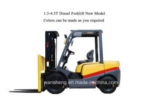 New Model Dieseldiesel Forklift pictures & photos