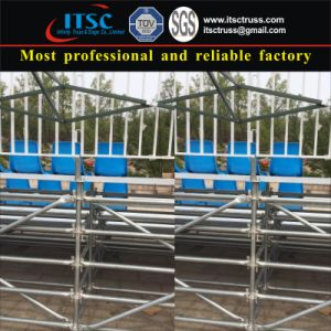 Steel Scaffolding Mobile Stages for Outdoor Events pictures & photos