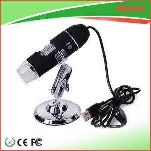 Super Portable 500X USB Digital Microscope with 8 LED Lights