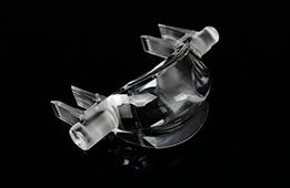 Premium LED Automotive Fog Light Optical Lens