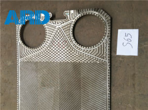 Sondex S63 S65 Plate Heat Exchanger Plate Plate with Titanium C2000 AISI304 AISI316 pictures & photos