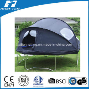 Blue Trampoline Tent with Window (On Top Of Trampoline) pictures & photos