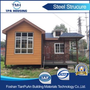 Prefabricated Modern Modular Prefab Kit House in Tiny Design pictures & photos