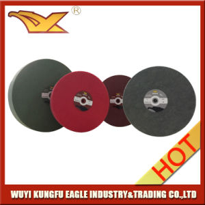 "10"" Nylon Wheel Non Woven Polishing Wheel (250X50mm, 7P) pictures & photos"