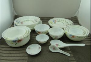 Different Size Salad Oval Bowl pictures & photos