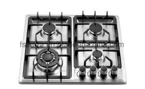 Good Quality Built-in 4 Burners Stainless Steel Gas Cooker Jzs54205b pictures & photos