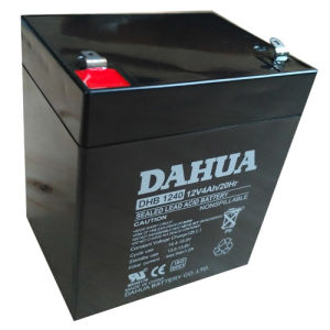 12V 4ah VRLA Sealed Lead Acid Maintenance Free UPS Battery pictures & photos