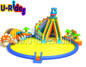 Water Moving Park, Land Moving Park, Frame Pool Park, Inflatable Moving Park pictures & photos