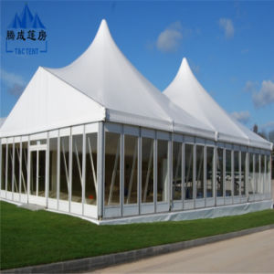 Glass Clear PVC Party Event Wedding Tent Customized From China Supplier pictures & photos