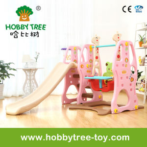 2017 Popular Style Small Kids Play Equipment for Home (HBS17001D) pictures & photos