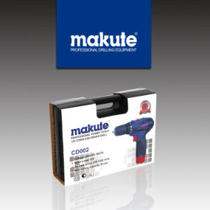Makute Latest Cordless Drill Lithium with High Quality pictures & photos