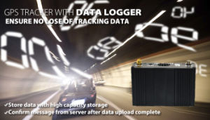 GPS Vehicle Tracker, Data Logger to Ensure No Loses of Tracking Data pictures & photos