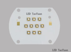 UV Light 365nm, 395nm 25W New LED Plate Module pictures & photos