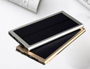 Convenient Portable Solar Power Bank Moving Battery for Your Electric Device Charging pictures & photos
