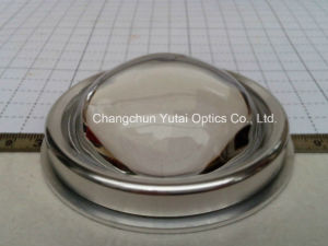 with Ar Coating on Both Sides Half Ball Optical Lens pictures & photos