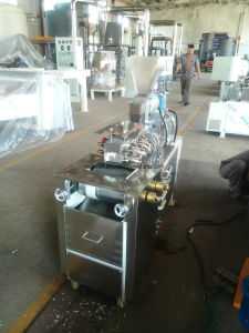 Powder Coating Lab Extruder with Chill Roller pictures & photos