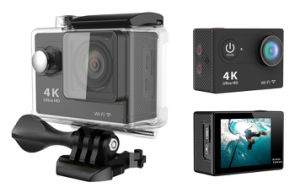 Action Camera Ultra FHD 4k WiFi Sport Go Waterproof PRO Camera Deportiva pictures & photos