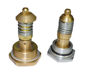 High Quality Air Compressors Spare Parts High Temperature Thermostatatic Valve pictures & photos