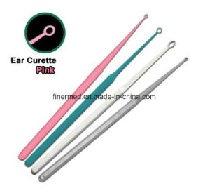 Disposable Plastic Ear Curette pictures & photos
