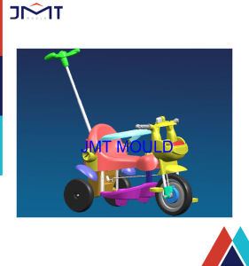 Plastic Children′s Cart/Bicycles Mould pictures & photos